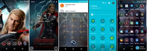 themes engine apk super hero themes for cm theme engine apk mod