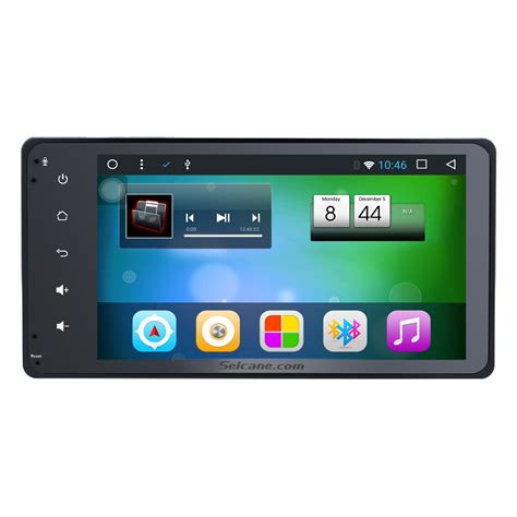 reset android gps aftermarket android 6 0 touch screen gps navigation system