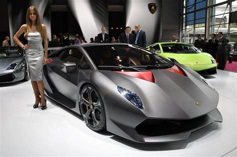 2 Million Lamborghini 2 2 Million Lamborghini Sesto Elemento Will Your