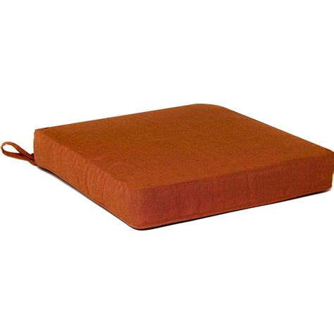outdoor seat cushions ultimatepatio large replacement outdoor seat