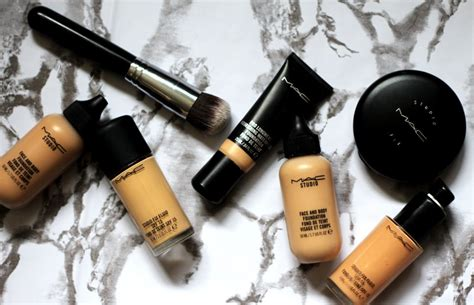 mac foundation guide www boldbeautyart