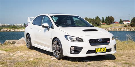subaru car 2015 2015 subaru wrx sti premium review photos caradvice
