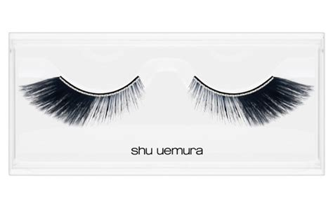 New Shu Uemura Pink False Eyelashes by Shu Uemura Brave Collection For Fall 2014