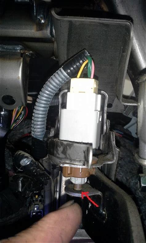 Brake Light Switch Stopper by I Replaced Brake Switch Still Problem Broken Wire