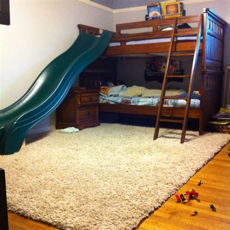 Slide For Bunk Bed Bunk Bed Slide For The Home