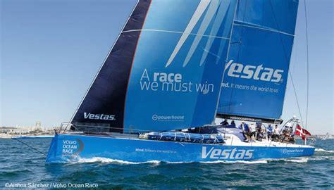 volvo ocean race blue   scuttlebutt sailing news