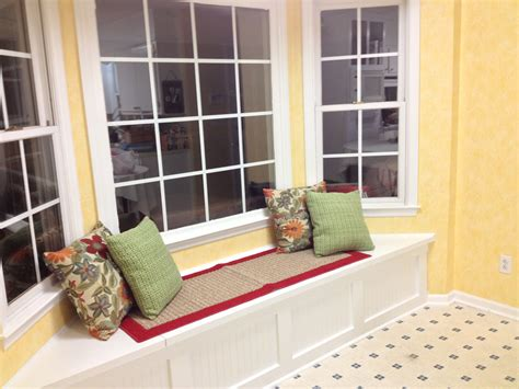 a window seat cushion cover window seat cushions our mattress style window seat