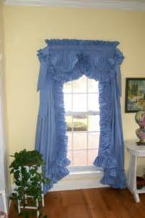 Country Ruffled Curtains 17 Best Images About Beautiful Country Ruffled Curtains On Balloon Shades Window