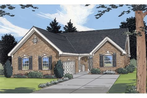 Courtyard Garage House Plans Ranch House Plans With Courtyard Garage