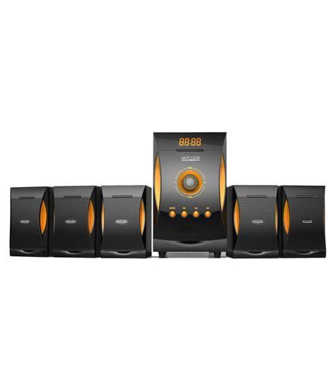 mitashi ht 5285 bt 5000 watts pmpo 5 1 home theatre system