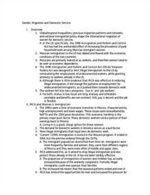 Immigration Reform Essay by Immigration Reform Essay