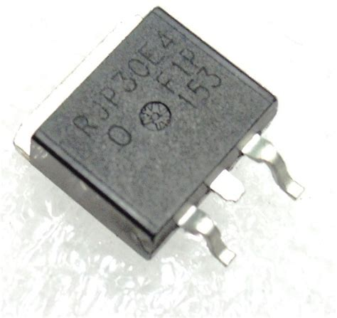 Sale Igbt Irg7r313u Smd rjp30e4 silicon n channel igbt high speed power switching
