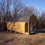 portable buildings turned into homes portable building converted into tiny house