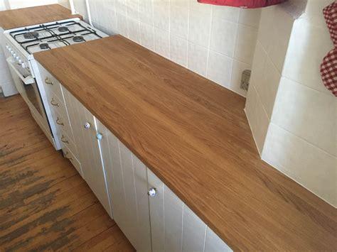 Arbeitsplatten für Küche und Bad aus Massivholz