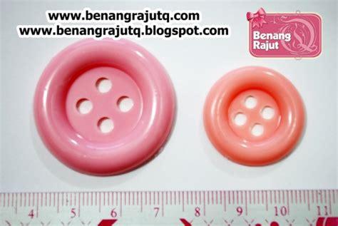 Kancing Plastik Lubang Empat kancing lubang empat lusin benangrajutq