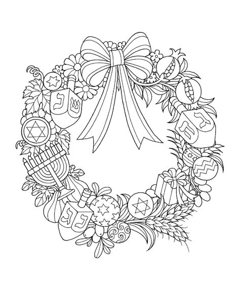 star of david coloring pages hellokids com 8 free hanukkah coloring pages drawings