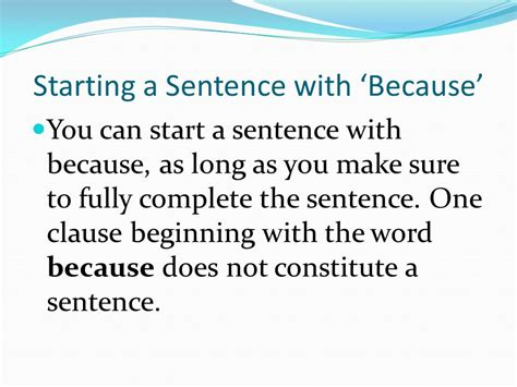 Starts Sentence by Comma Splices Fragments And Run On Sentences Ppt