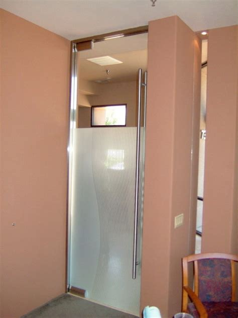 home office doors with glass interior glass doors with obscure frosted glass divise