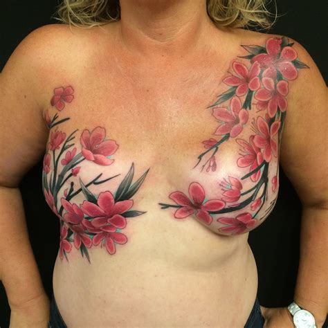 tattooed nipples mastectomy mastectomy tattoo post mastectomy tattoos garnet tattoo