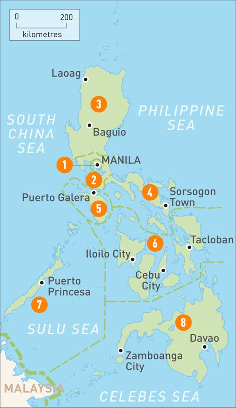 map of phillipines map of the philippines the philippines regions