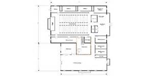 church with fellowship hall floor plans trend home pics photos church floor plans and