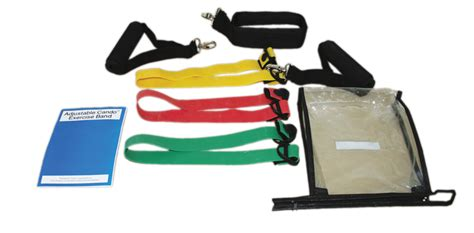 cando 174 adjustable exercise band system