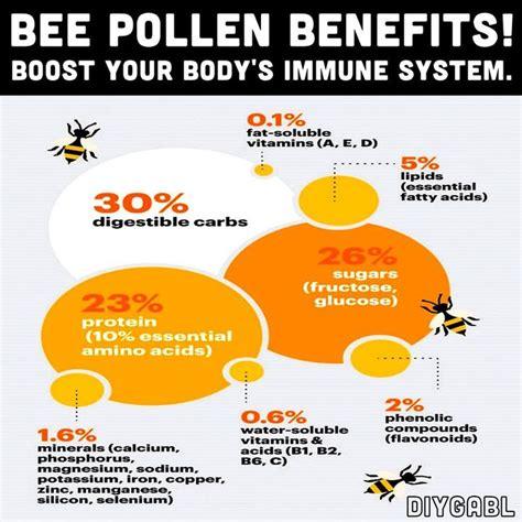 Bee Pollen Detox Your World by Diy Gardening Better Living Bee Pollen Benefits Boost