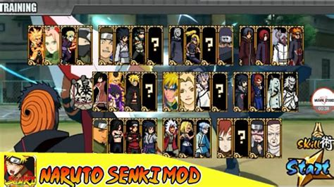 download game android apk mod full version download naruto senki mod fighter v1 0 full version apk