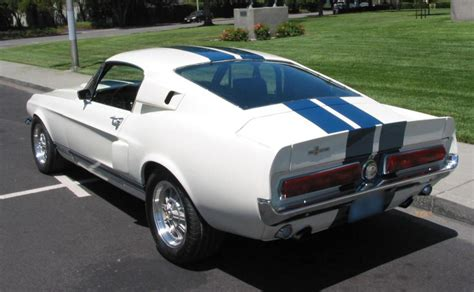 mustang shelby modified modified 1967 shelby mustang gt500 fastback