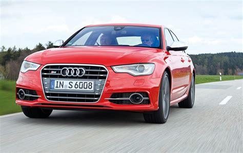Audi S6 Biturbo by Audi S6 Biturbo E Consumi Ridotti Auto Sportive