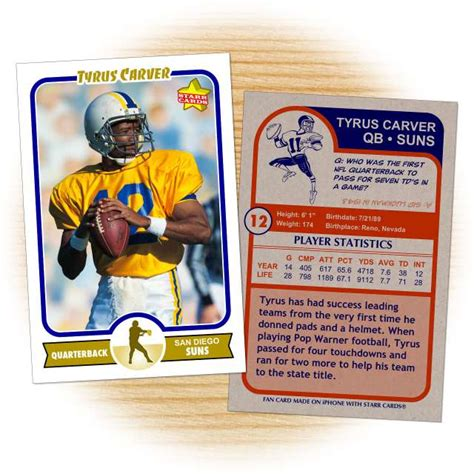 football player cards templates cards custom sports cards sports news stories
