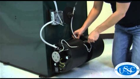 installing the 80594 80230 blowers 80314 thermodisc