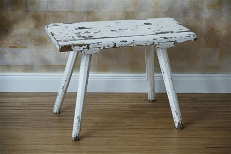 schemel shabby hocker klassiker co - Schemel Shabby