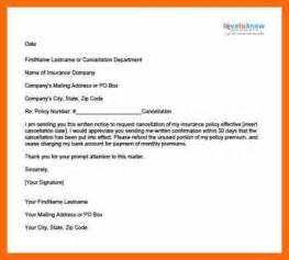 Cancellation Of Credit Card Insurance Letter 10 Cancellation Letter Credit Letter Sample