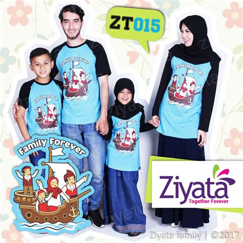 Promo Baju Kaos Pasangan Keluarga Family Anak Ayah Bunda Vt 018 kaos keluarga