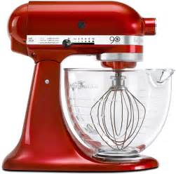 Kitchen Mixers by Colourful Mixers From Kitchenaid Artisan