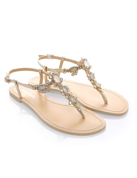 In Your Sandals Best by Bridal Sandals Chic Vintage Brides Chic Vintage