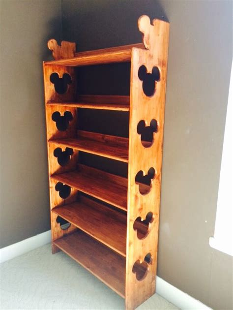 diy bookcases disney mickey mouse and mickey mouse on