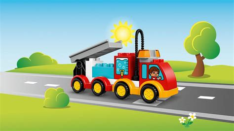 Lego Duplo 10816 My Cars Trucks lego duplo my cars and trucks 10816 for 2 year olds toys