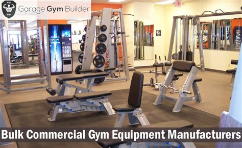 best wholesale commercial fitness equipment