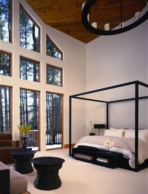 25 best ideas about high ceiling bedroom on