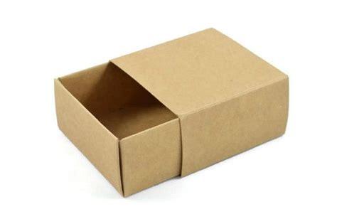 Paper Box - kraft paper box set of 5 boxes 350gsm oversized square
