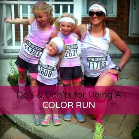 color run tips 1000 ideas about color run tips on a color