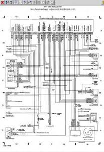 i need a diagram for the ecm harness on my 1993 gmc