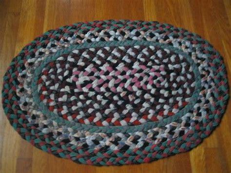 rugs lancaster pa vtg antique primitive oval handmade braided wool rug lancaste pa amish mennonite