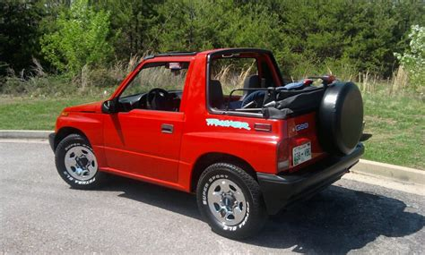 best auto repair manual 1996 geo tracker parking system tfraser3 1996 geo trackersport utility convertible 2d specs photos modification info at cardomain
