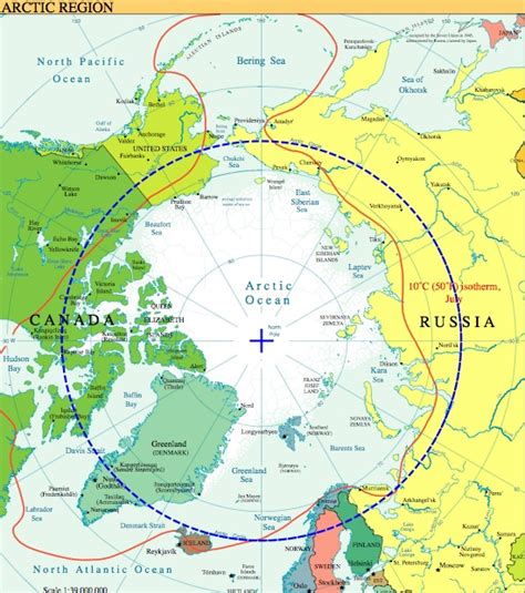 arctic circle map 6 may 2012 knowing the arctic polartrec