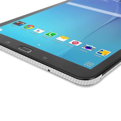Samsung Tab E 9 skinomi techskin samsung galaxy tab e 9 6 silver carbon