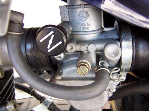 Roller Vergaser Reinigen Ohne Ausbau by Sr Yamaha Sr 125 L 228 Uft Nicht 125er Forum De