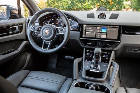 2019 Porsche Interior by 2019 Porsche Cayenne The Performance Suv Continues To